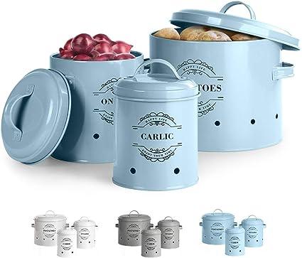h/ält Dein Knoblauch l/änger frisch und sorgt f/ür mehr Ordnung in der K/üche Innovativer Knoblauchtopf Earlwood Premium Knoblauch Aufbewahrung Hochwertiges Elegantes Design