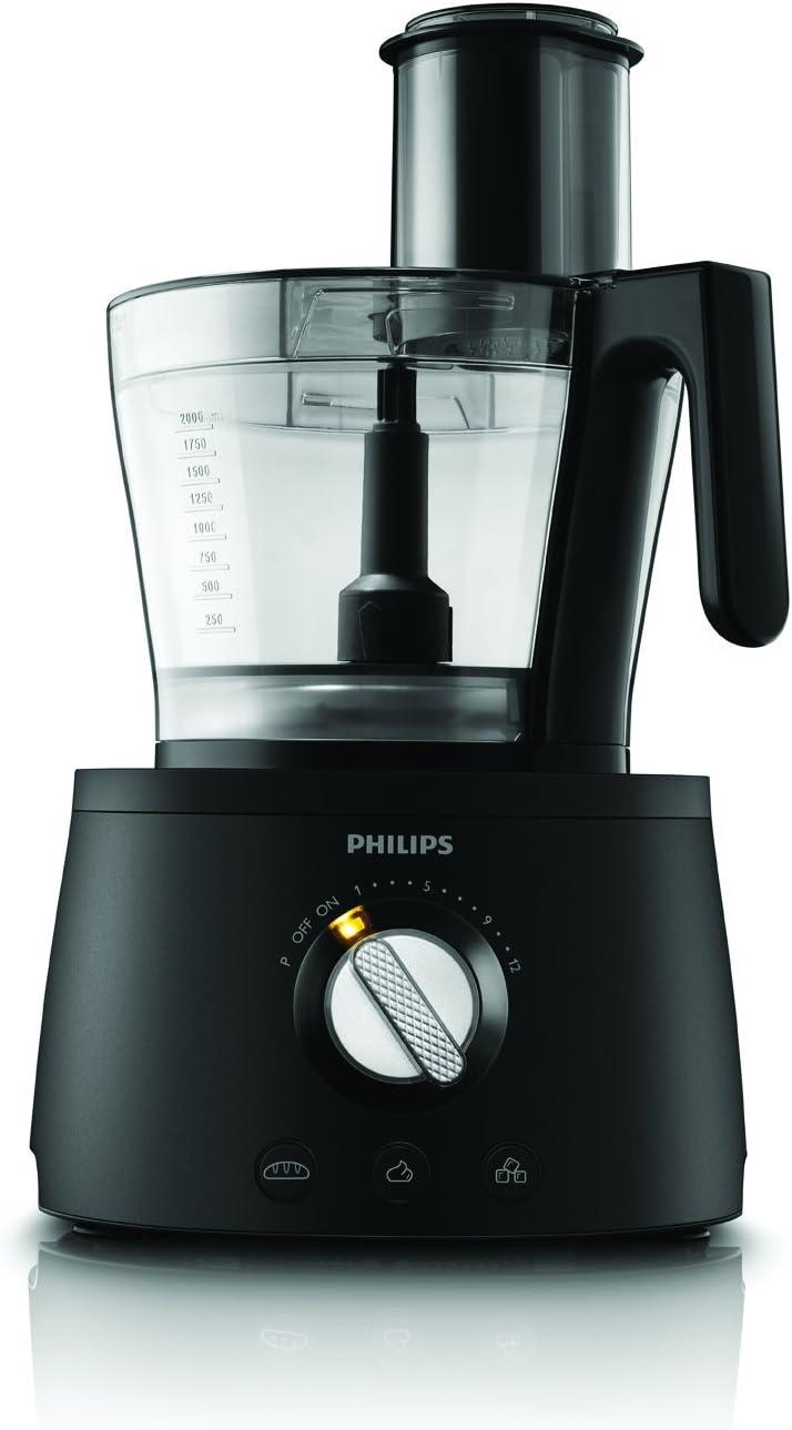 Philips HR7776/91 Avance - Robot de cocina con vaso extragrande (3 ...
