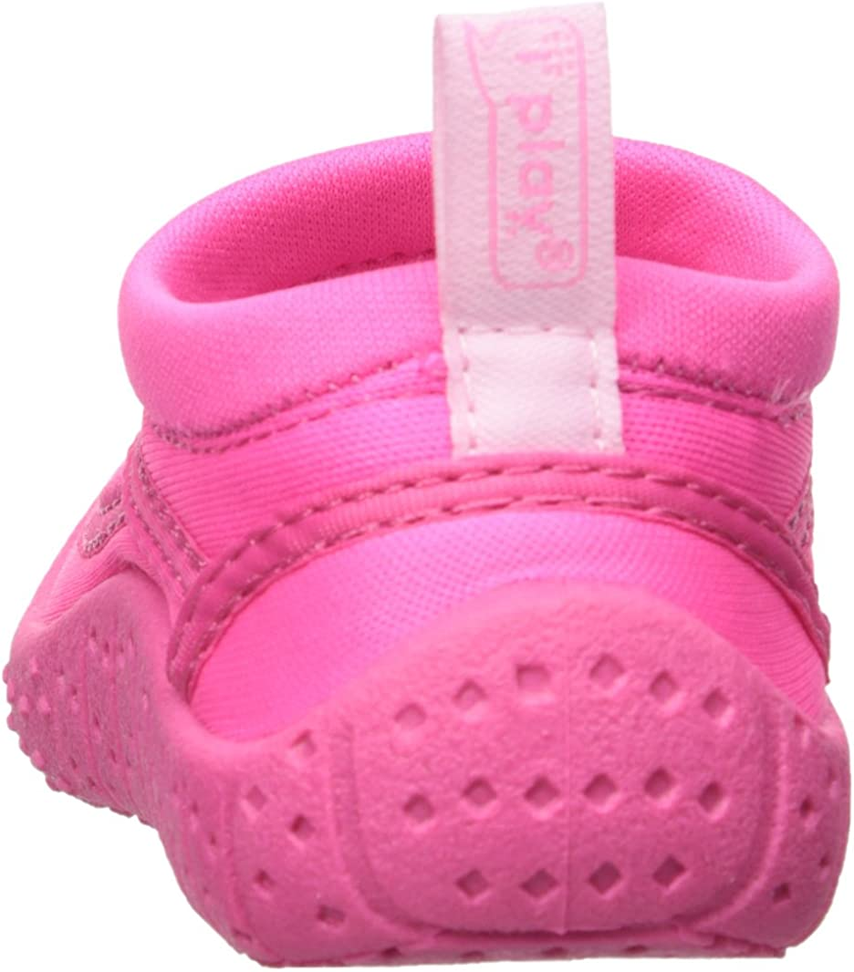 Pink i play by green sprouts Kids /& Baby i Play Water Shoes 4 M US