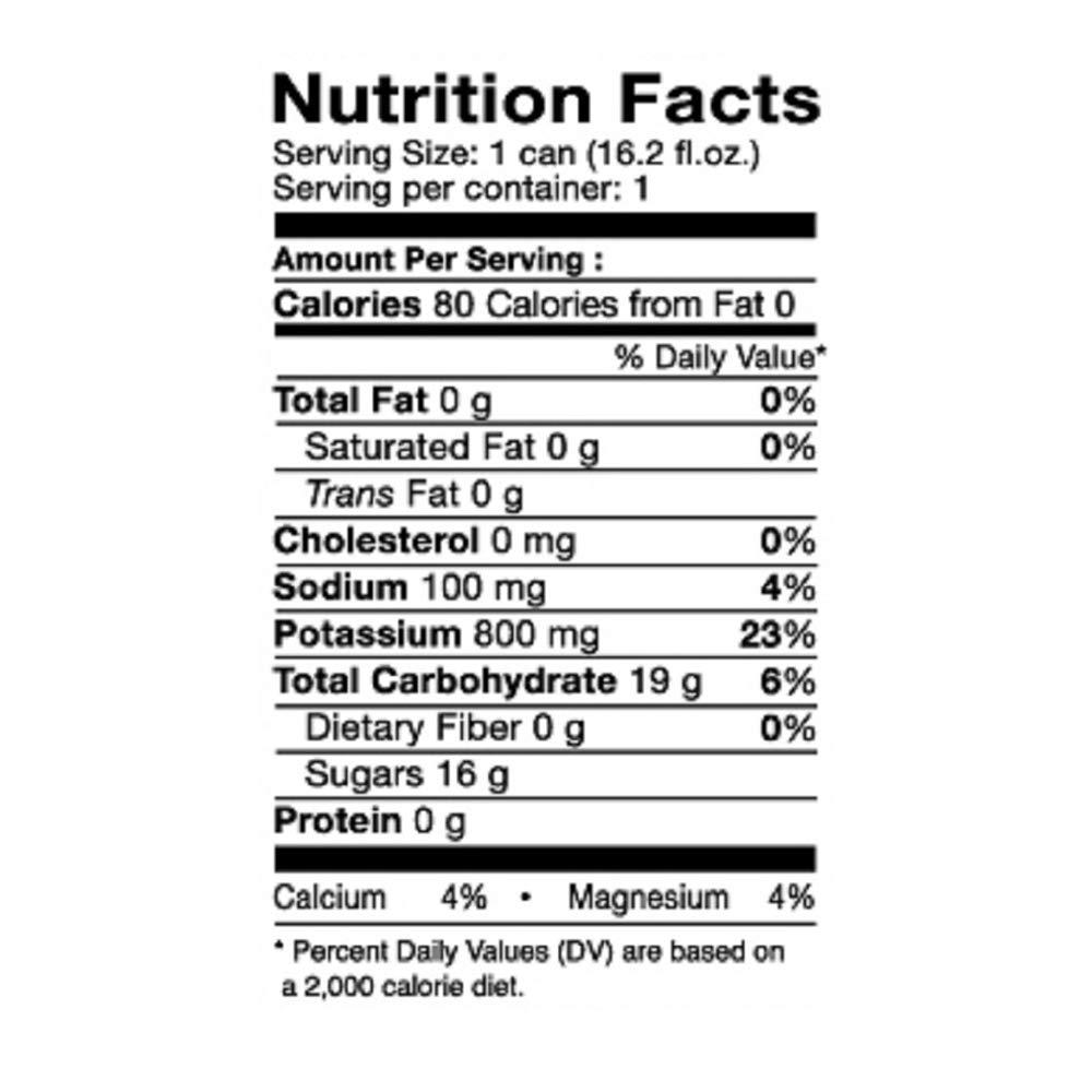 Taste Nirvana Real Coconut Water, Premium Coconut Water, 16.2 Ounce Cans (Pack of 12) by Taste Nirvana (Image #2)