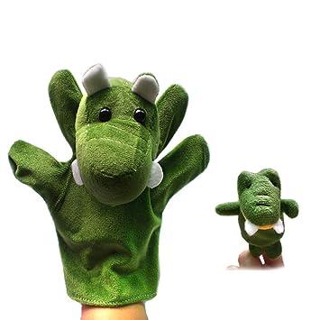 Happy Cherry - Marionetas de Dedos Juguetes mano dedo de Animales Peluche para Niños niñas bebés
