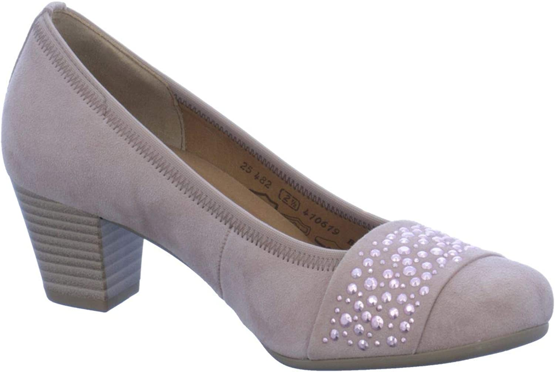Gabor Damen Pumps 25.482.14 rosa 621745: : Schuhe