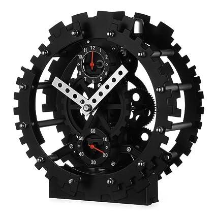 Reloj Del Engranaje, Bordes, Relojes, Alarmas, Convenientes ...