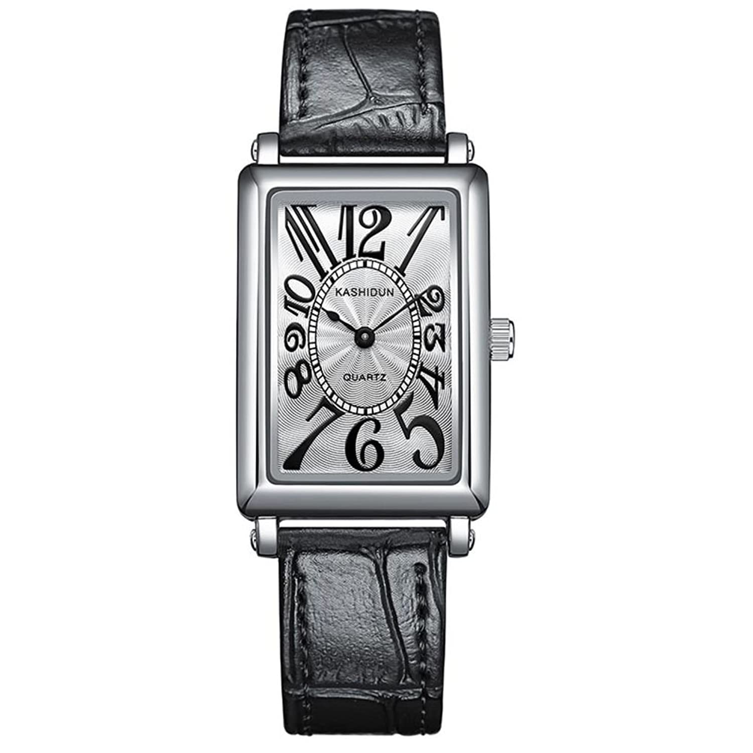 Women 's Square Watch / quartz watches防水時計/ヴィンテージカジュアルwatch-d B06XJ69F6D
