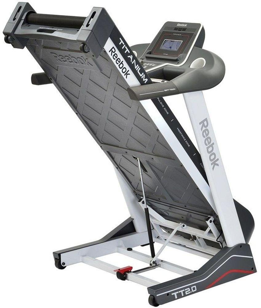 Reebok - Cinta de Correr TT2.0 Treadmill RVTT-10421WH: Amazon.es ...