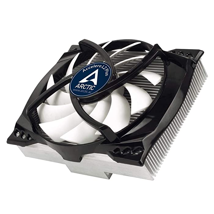 ARCTIC Accelero L2 Plus VGA Cooler - nVidia & AMD, 92mm Efficient PWM Fan, SLI/CrossFire