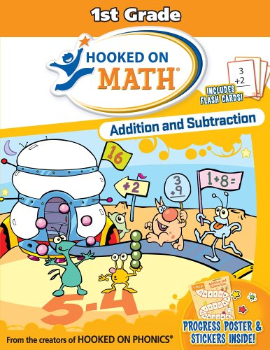 Hooked on Math Addition and Subtraction