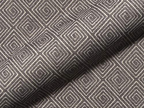 Tapizado Sakura 704 patrón Abstracto, Color Negro, género al ...