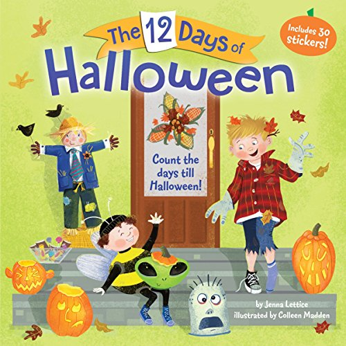 The 12 Days of Halloween -