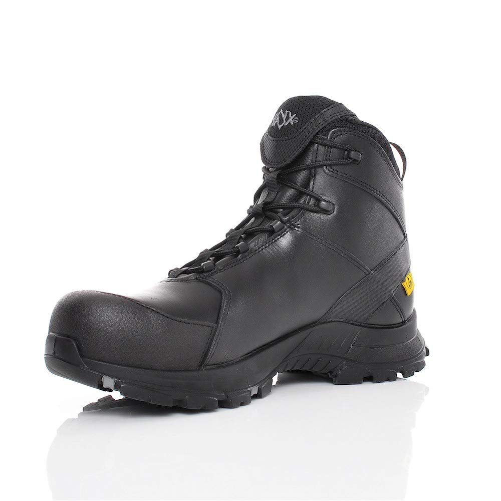 Haix Black Eagle Safety 50 Mid Atmungsaktive Einsatzstiefel Workwear f/ür Jede Situation