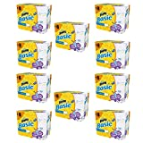 Basic Bounty Basic Select-A-Size Paper Towels, Spring Print, 6 Big Rolls = 8 Regular Rolls - Pack of 10