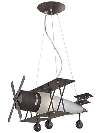 plafonnier led moderne pour chambre de et fille avion with plafonnier garcon. Black Bedroom Furniture Sets. Home Design Ideas