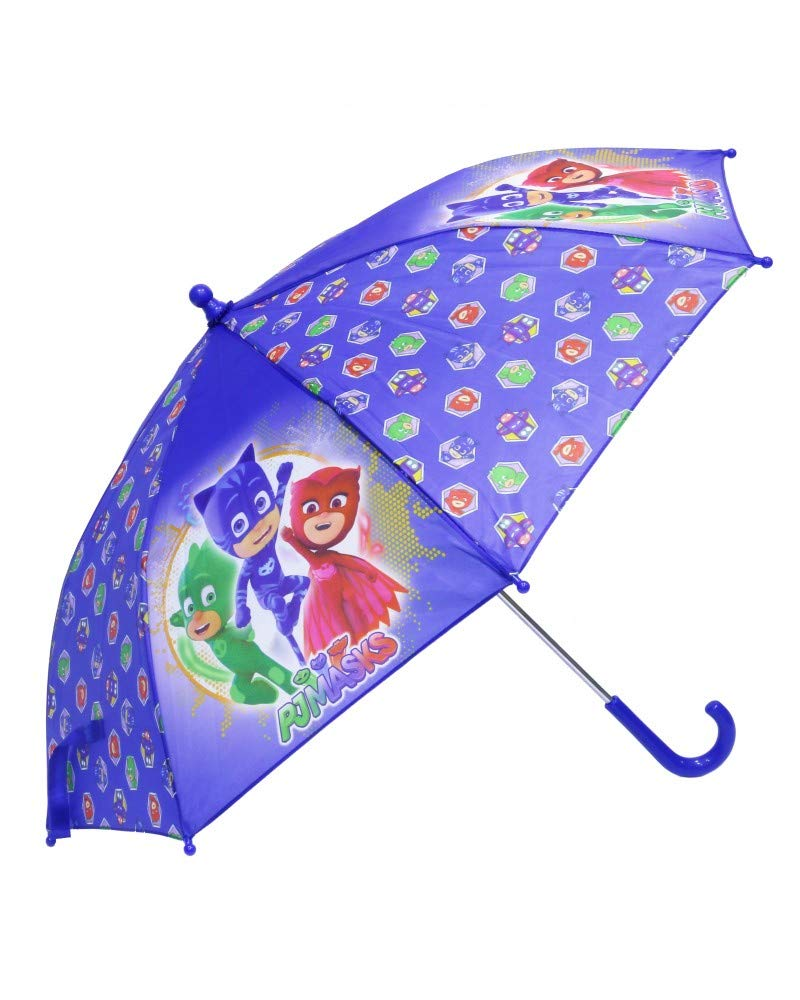 New import, 100-236, Paraguas Pj Masks, paraguas infantil pj masks: Amazon.es: Juguetes y juegos