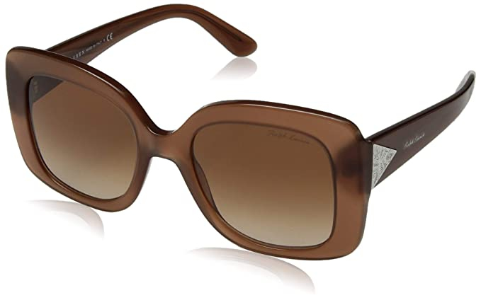 Ralph Lauren 0RL8169 Gafas de sol, Caramel, 51 para Mujer ...