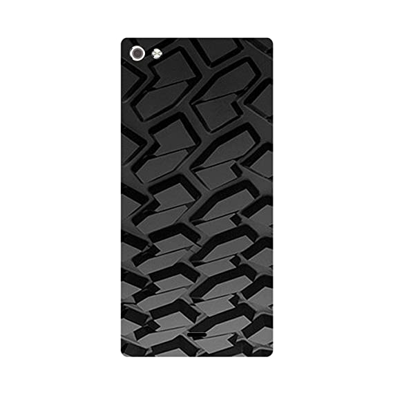 Digi Fashion Designer Back Cover with Direct 3D Sublimation Printing for Micromax Canvas Sliver 5 Q450 Mobile Accessories