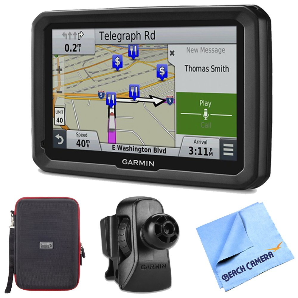 Garmin 770LMTHD Navigation Lifetime Traffic Image 1