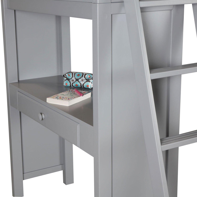 Amazoncom Plank & Beam Combo Loft Bed + Dresser +
