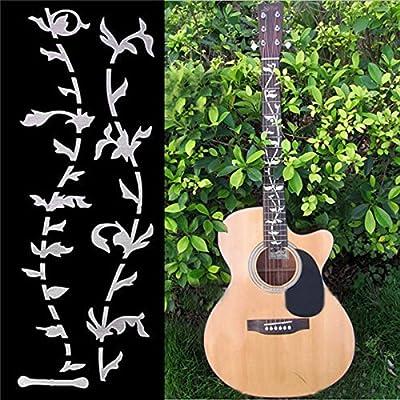 Tree of Life - Adhesivo decorativo para bajo de guitarra, diseño de árbol de la vida