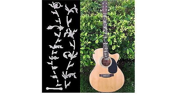 Tree of Life - Adhesivo decorativo para bajo de guitarra, diseño de árbol de la vida: Amazon.es: Instrumentos musicales