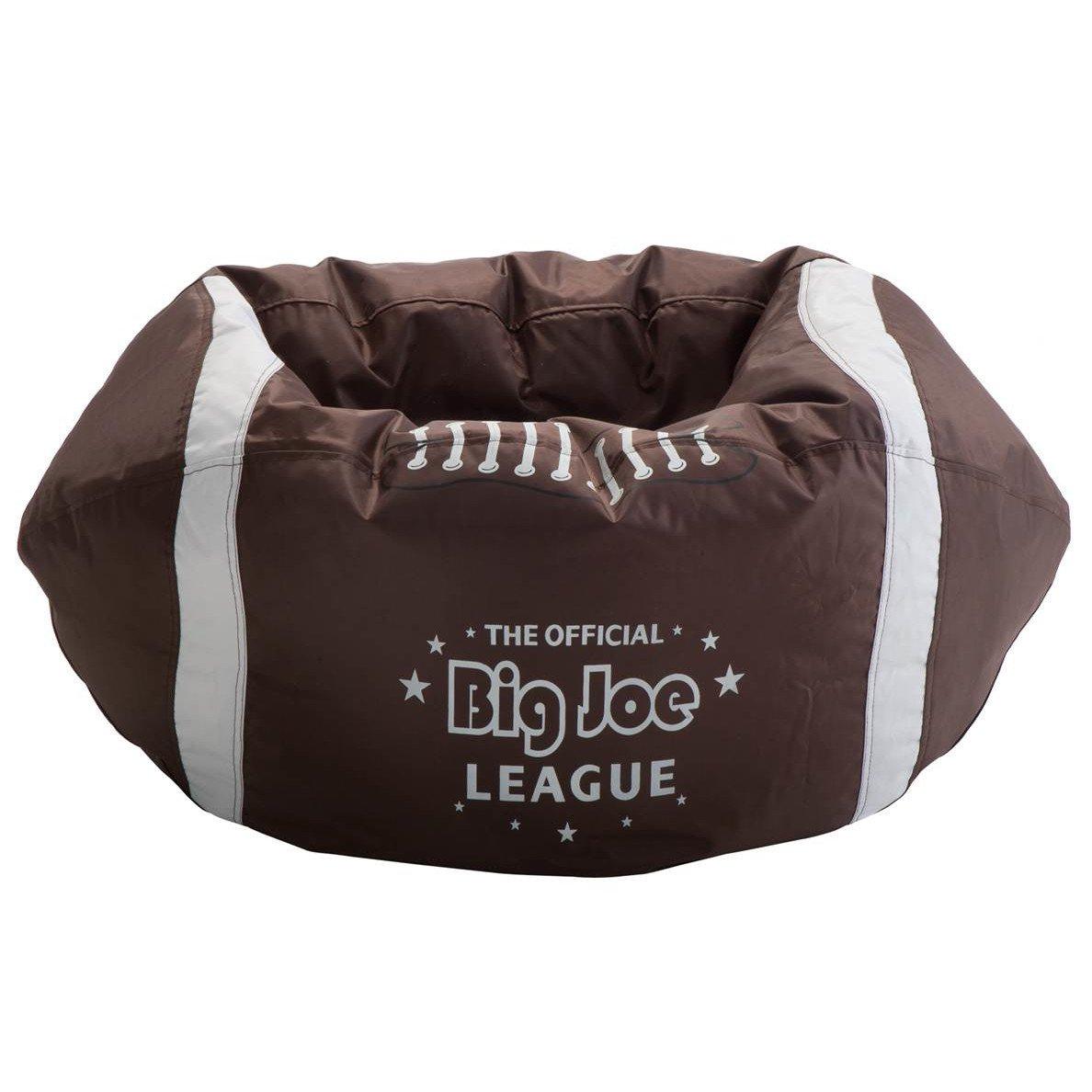 Comfort Research Big Joe Football Bean Bag Chair, kids bean bags