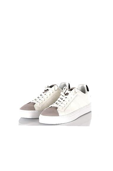 Colmar Sneakers Uomo 42 Bianco A Bradbury Plain Autunno