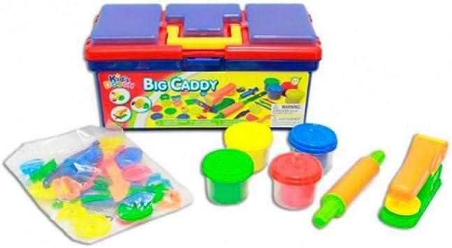 Fentoys Caja Herramientas Plastilina: Amazon.es: Juguetes y juegos