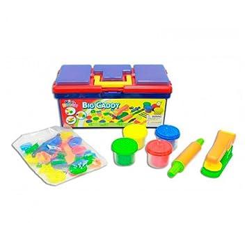 Juegos esJuguetes Fentoys Y Herramientas Caja PlastilinaAmazon 5c3uJlK1TF