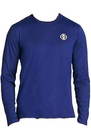 0d5557861 POLO Sport Men s Performance Long-Sleeve Jersey T-Shirt Medium (Medium)