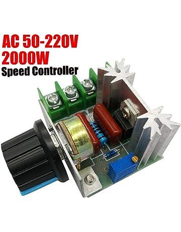 50-220 V 10A AC 2000 W Régulateur de Tension Electrique Stabilisateur Arduino