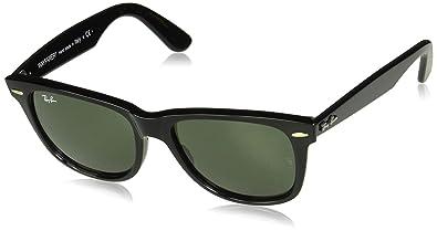 Amazon.com: Ray-Ban RB2140 Original Wayfarer Sunglasses ...