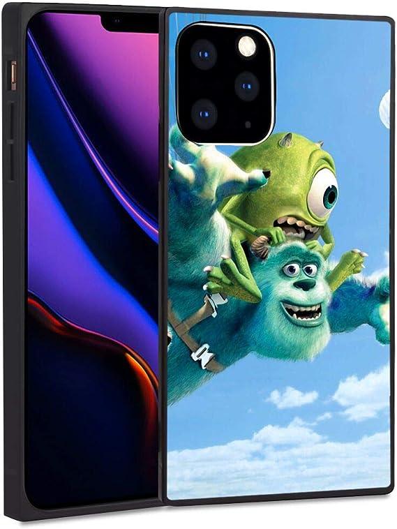 Wallpaper Disney Square Edge Phone Case Fit Apple Iphone 11 Pro Max 6 5 Version Amazon Ca Cell Phones Accessories