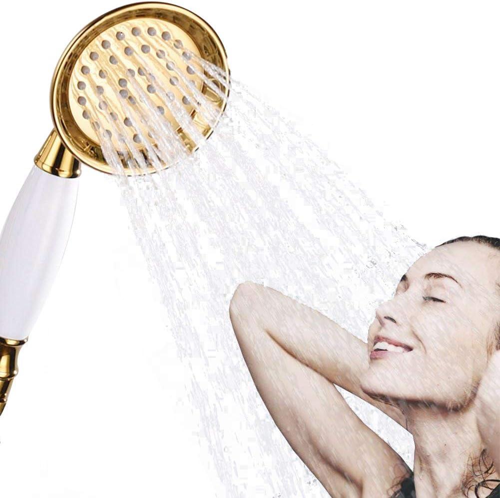 Shower Sprayer Attachment with Facial