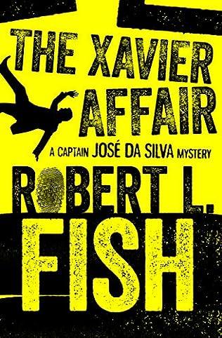 book cover of The Xavier Affair