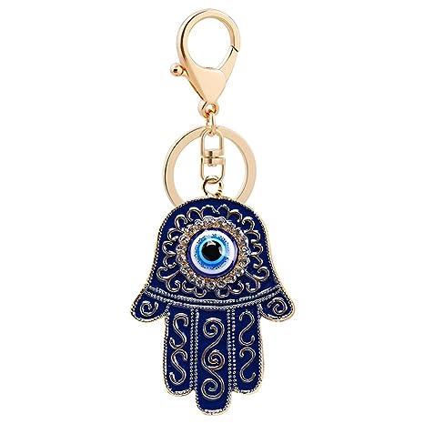 Amazon.com: gh8 Kawaii lindo un ojo en la palma de forma de ...