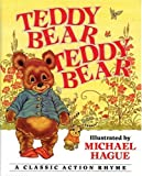 Teddy Bear, Teddy Bear, Michael Hague, 0060733047