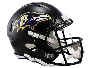 Riddell - Casco réplica de NFL, NFL, Color Morado, tamaño Medium: Amazon.es: Deportes y aire libre