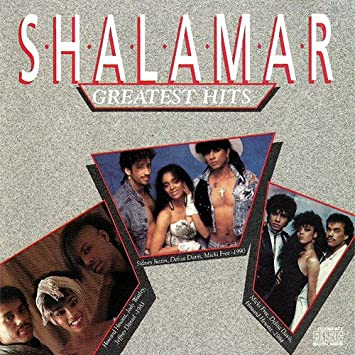 Seltene Remixes Cd Album Shalamar 10 Titel Shalamar Howard