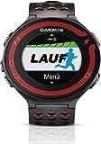 Garmin Forerunner 220 GPS-Laufuhr (bis zu 10 Stunden Akkulaufzeit, umfangreiche Trainingsfunktionen)