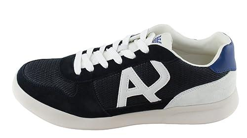Armani Jeans - Zapatillas de casa Hombre: Amazon.es: Zapatos y complementos