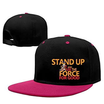12d9b8ab024 Stand Up To Cancer Hip-hop Hat  Amazon.co.uk  Sports   Outdoors