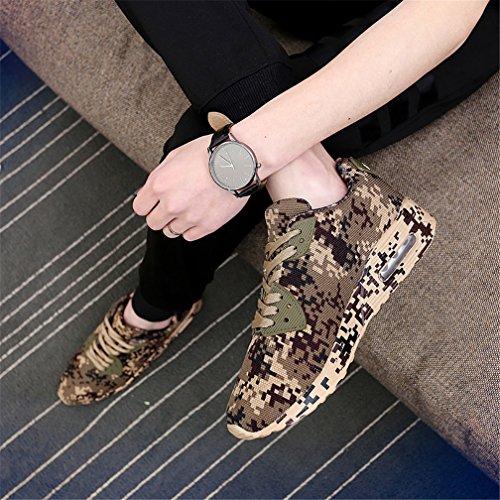 UTENAG Sneakers Sports Mesh Grey Men's Breathable Running Lightweight Fitness E Athletic Shoes Walking Casual TT4wP