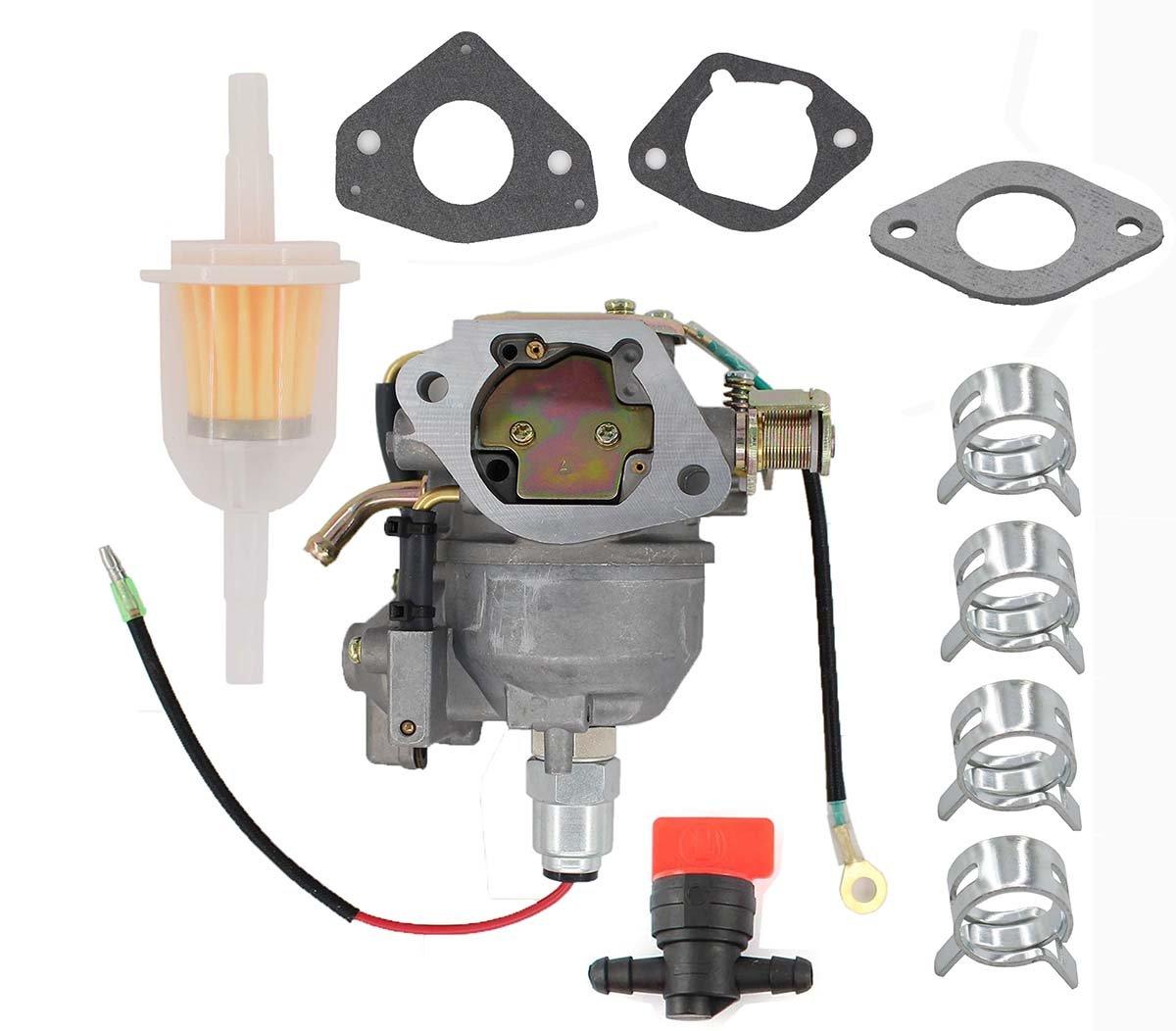 Carburetor For Kohler CV730 S CV740 S 25HP 27 HP Engine 24853102-S 24-853-102-S Car FOR CV730 with specs: 0039, 0040, 0041, 0042, 0043, 0044, 0045, 0046