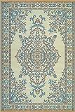 Mad Mats® Persian Indoor/Outdoor Floor Mat, 4 by 6-Feet, Andaman