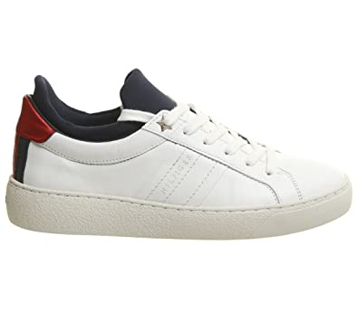 e52690542f3 Tommy Hilfiger Hybrid Iconic Trainers  Amazon.co.uk  Shoes   Bags
