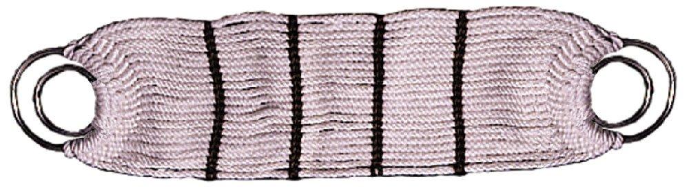 Coloreado Saddlery The Decker Confezione Cincha, 81,3 cm