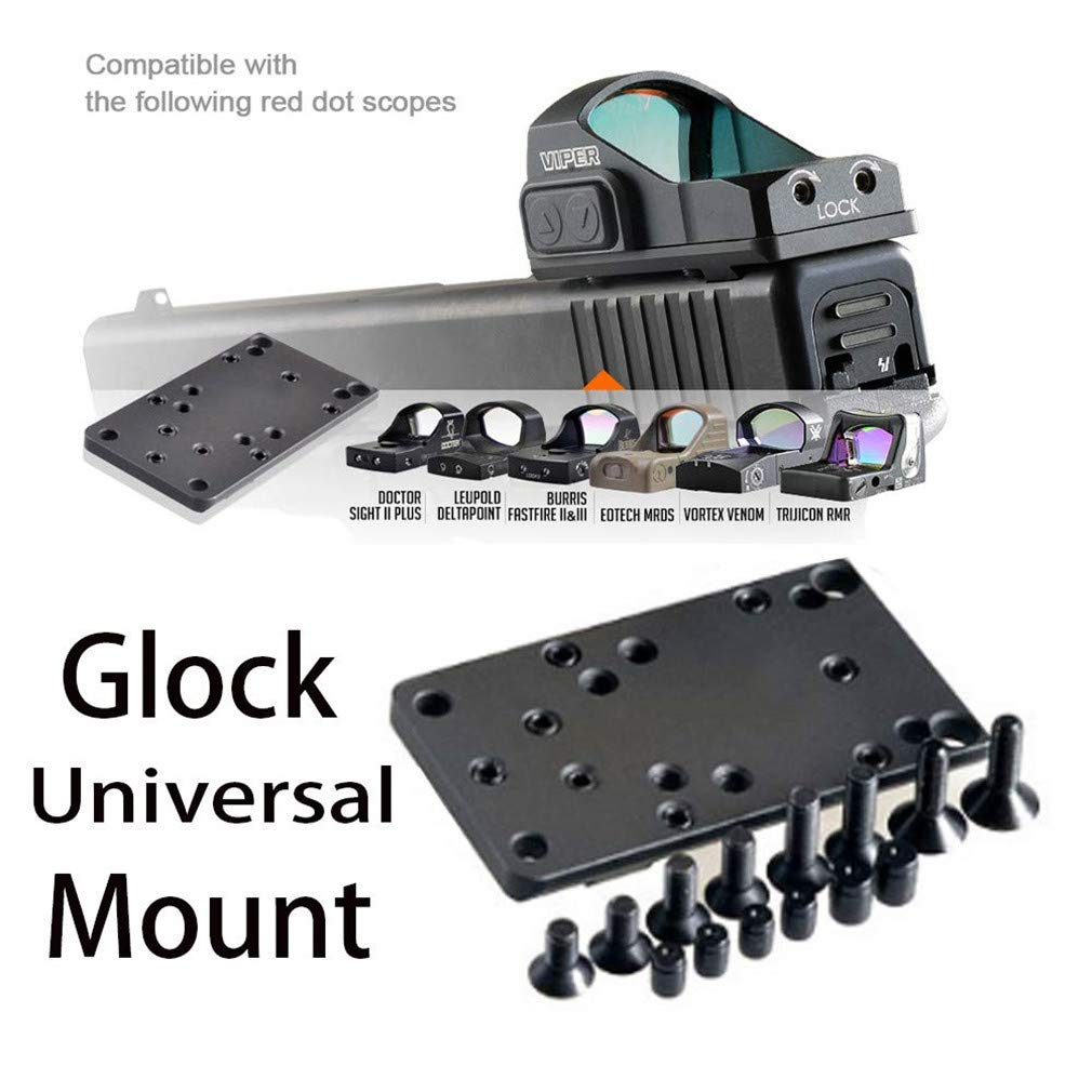ARWIN Universal Glock Optic Mount by ARWIN