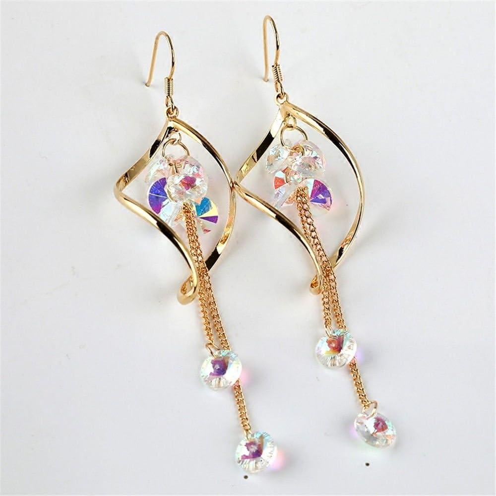 Ling Studs Earrings Hypoallergenic Cartilage Ear Piercing Simple Fashion Earrings Ear Jewelry Sterling Silver Long Zircon