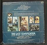 Craig Safan - The Last Starfighter Soundtrack - Lp Vinyl Record