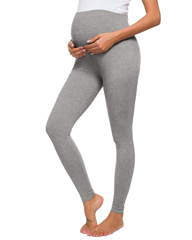 elasticizzati Leggings lunghi da donna Love2Mi comodi per gravidanza