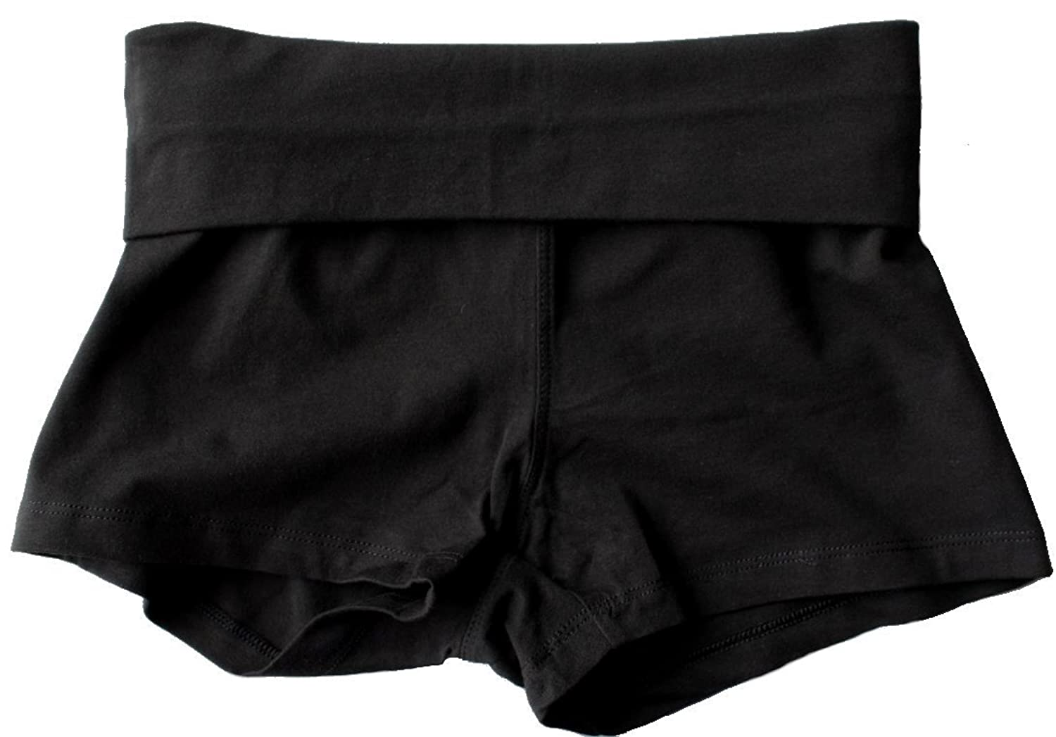 24d33b2f1f7f on sale Fold Over Solid or 2 Color Yoga Shorts - kasratrading.com